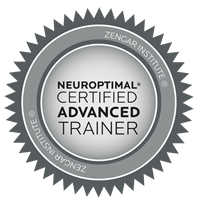 Zengar NeurOptimal Advanced Certification Seal