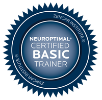 Zengar NeurOptimal Basic Certification Seal