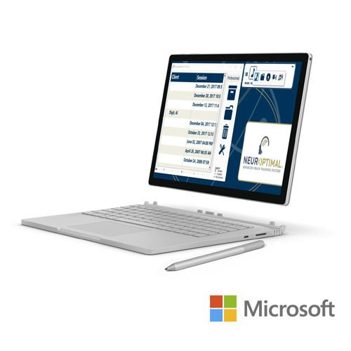 NeurOptimal® Professional Surface Book 2 Bundle - NeurOptimal