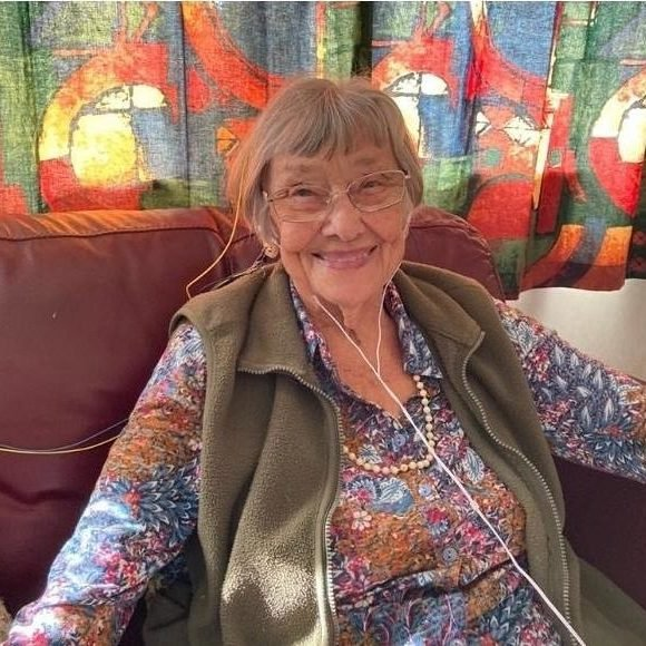 Susanne - 89 Years Old